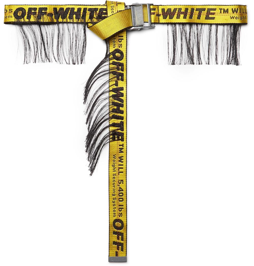 Artisan Industrial Logo Belt