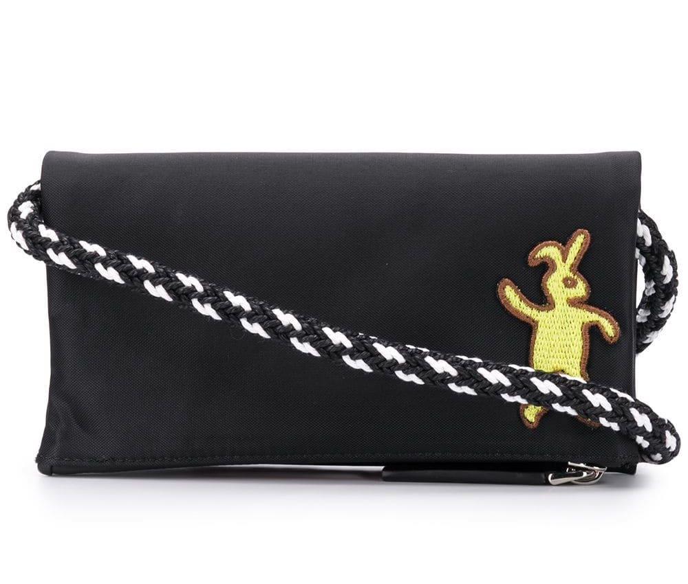 Dance Bunny Rope Wallet