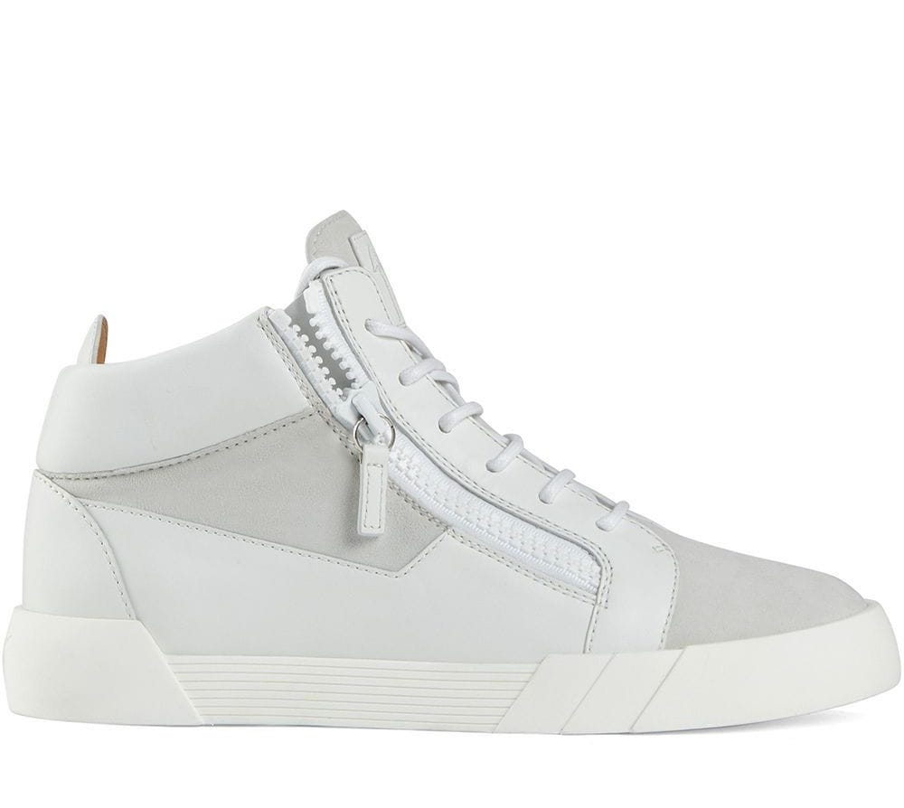 The Shark High-Top Sneakers