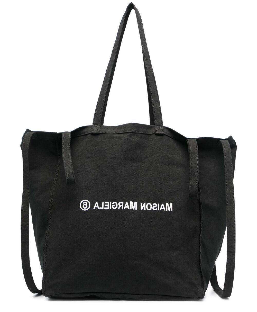 Maison Margiela MM6 Logo Tote Bag