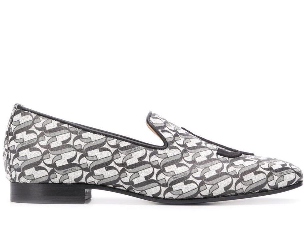 Jimmy Choo Sache Flats Slippers Loafers