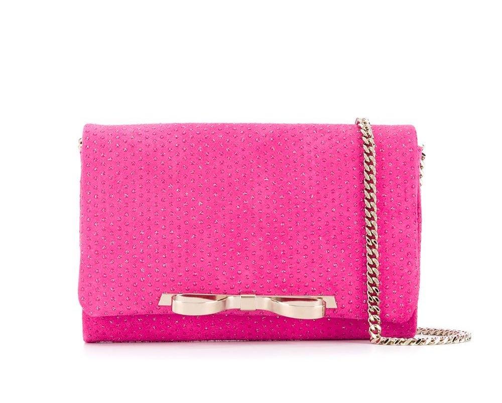Sandie Rhinestone Shoulder Bag