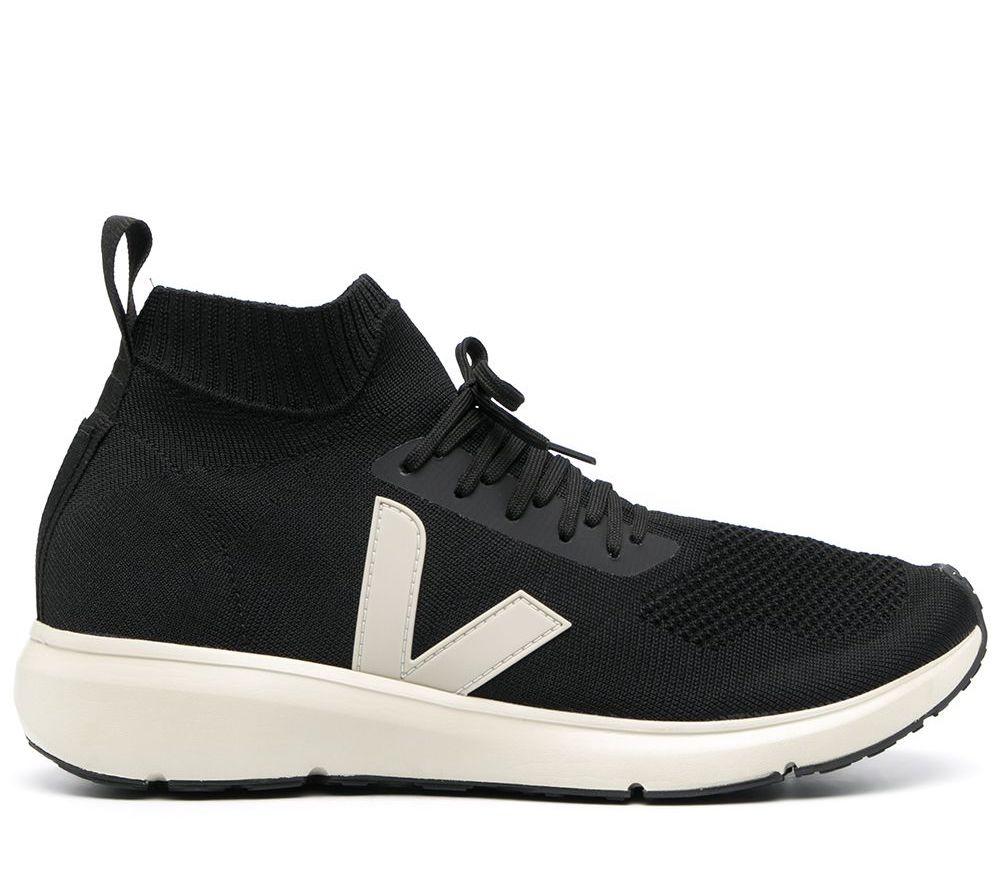 Rick Owens x Veja Sock Runner Sneakers