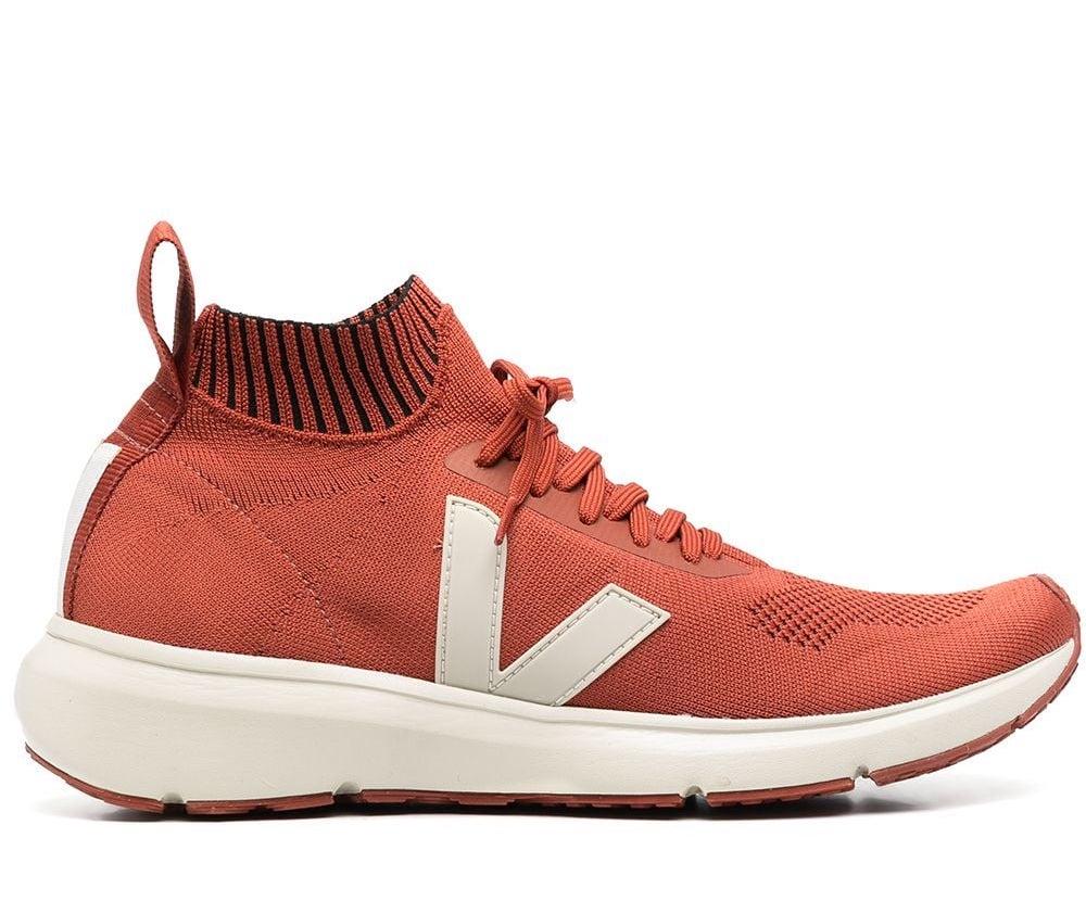 Rick Owens x Veja Sock Runner Sneaker
