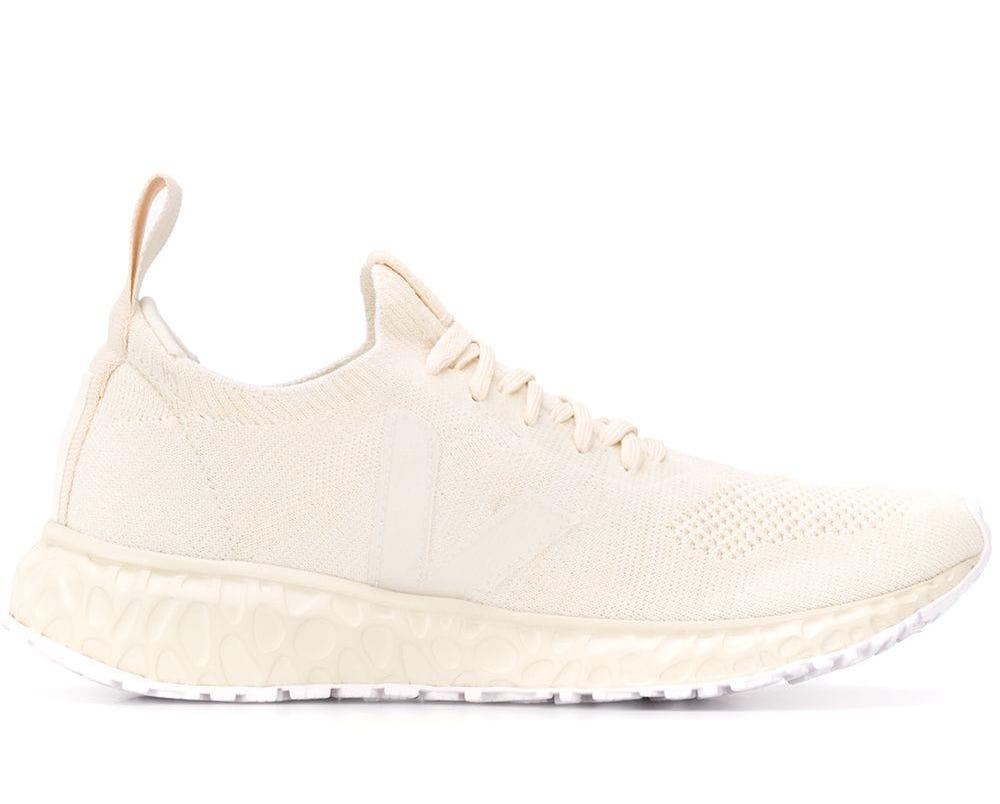 Rick Owens x Veja Low Sock Sneakers
