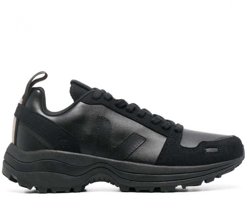 Rick Owens x Veja Hiking Style Sneakers