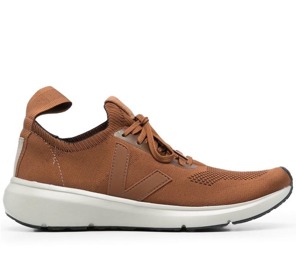 Rick Owens x Veja Low Sock Honey Sneakers
