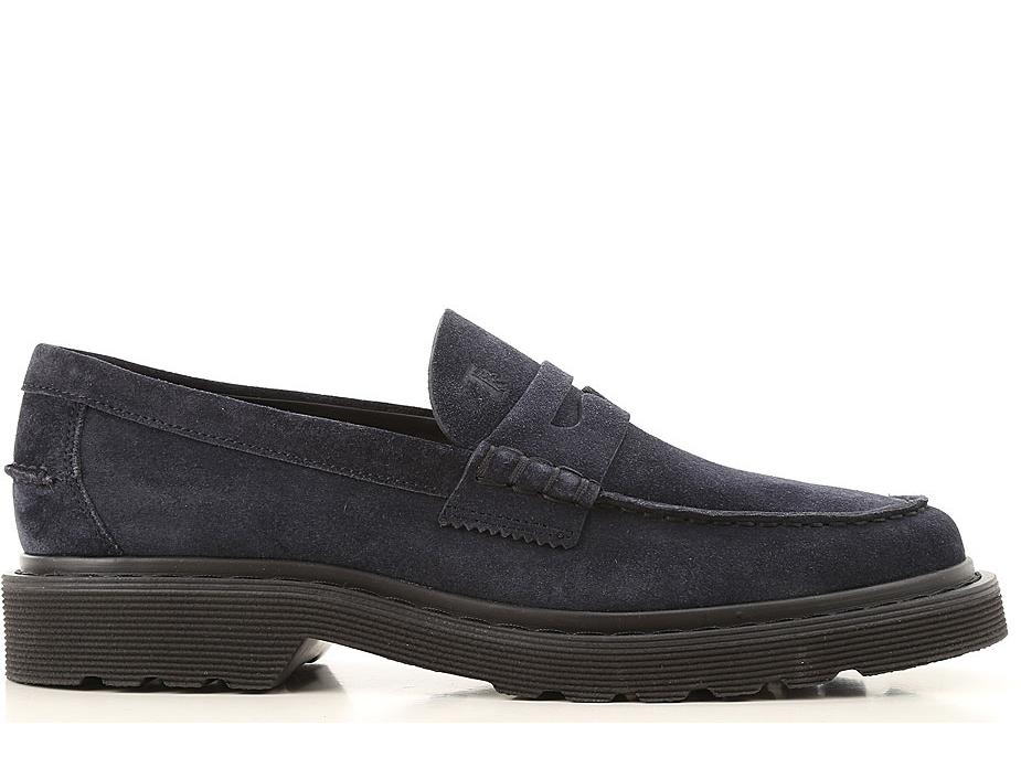 Mocassino Carrarmato 84B Chunky Loafers